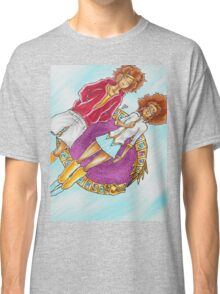 Gate Keeper Twins, Janelle and Vick Classic T-Shirt