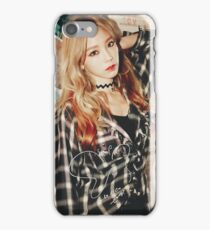 Girl's Generation Taeyeon SNSD I Signature iPhone Case/Skin