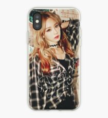 Girl's Generation Taeyeon SNSD I Signature iPhone-Hülle & Cover