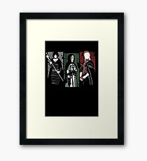 Souls Waifus Framed Print