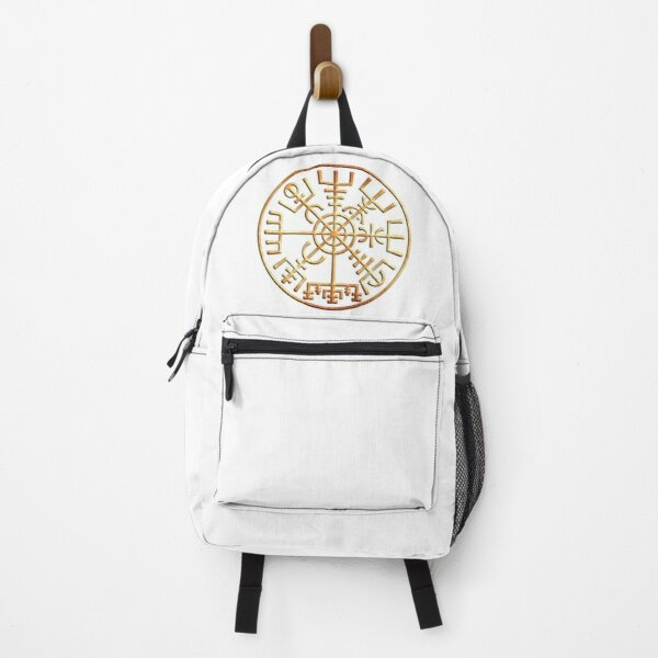 Vegvisir Celtic Viking/Nordic Compass a symbol of Guidance and Protection. Backpack