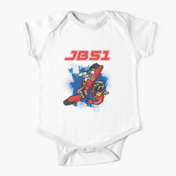 Justin JB51 Barcia motocross Dirt bike Champion 51 Gift Design 2021 2022 Body manches courtes