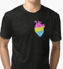 Perfectly Pansexual Tri-blend T-Shirt