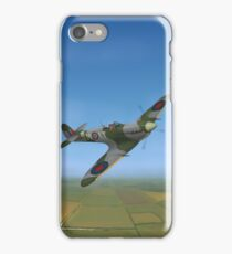 Spitfire iPhone Case/Skin