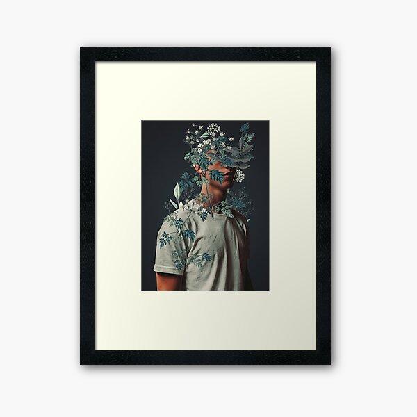 Waiting to Inhale Framed Art Print