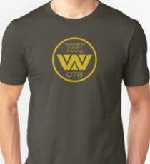 Weyland Yutani Mining Unisex T-Shirt