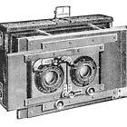Stereo Camera by Kawka