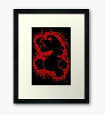 Jumpman the Carpenter v1.1 Framed Print