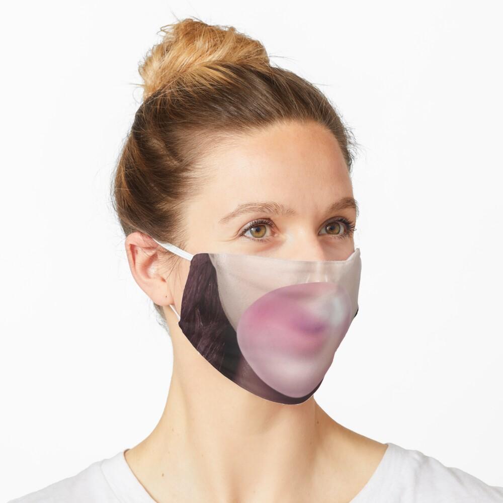 Bubble Gum Face Mask Mask