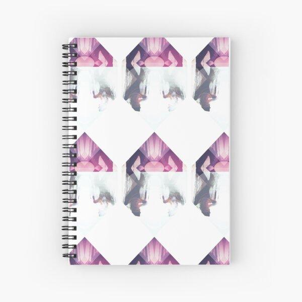 Agate Spiral Notebook
