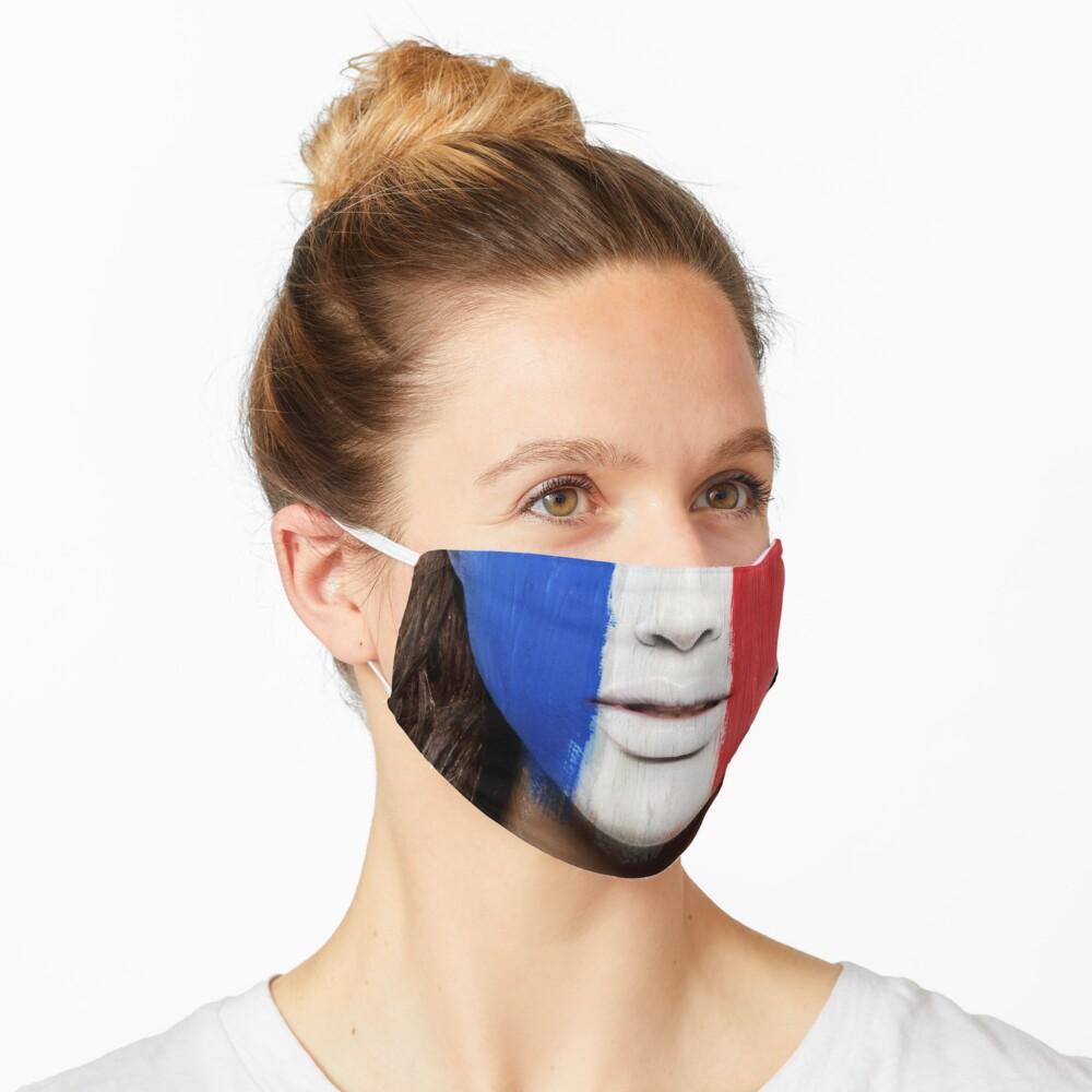 French flag face mask Mask
