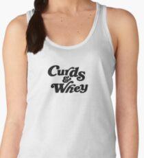 Curds & Whey (Black) Women's Tank Top