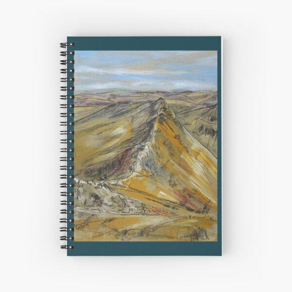 Striding Edge Spiral Notebook