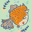 Pomfish by fluffymafi