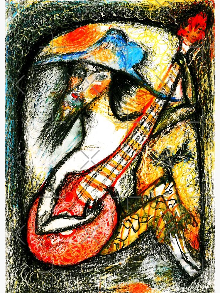 The musician by aremaarega