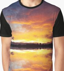 Skyfire Graphic T-Shirt