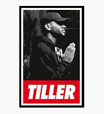 Bryson Tiller [4K] Photographic Print