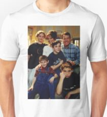 MITM Season 1 Cast Photo Unisex T-Shirt