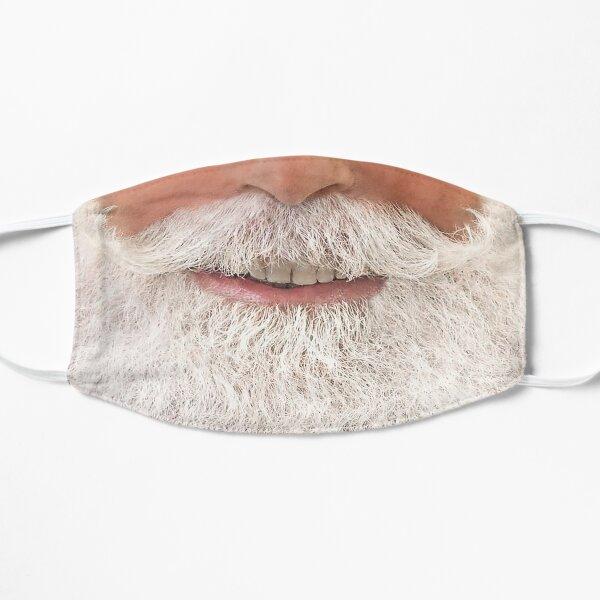 A white Beard Mask
