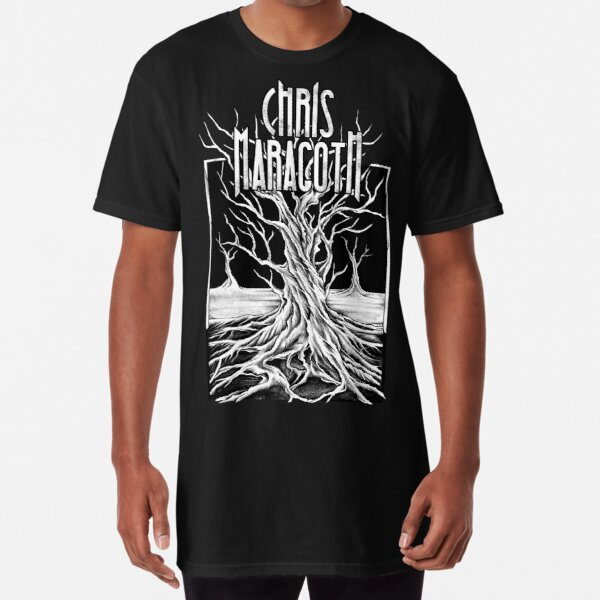 """Chris Maragoth Old Tree """"Lost and Separated"""" Long T-Shirt"""