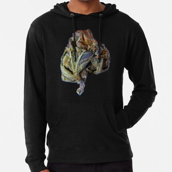 Bubba Kush 420 Strain Logo Cannabis Hoodie Sweatshirt Stoner Marijuana Weed Gas