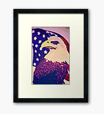 Patriot Framed Print
