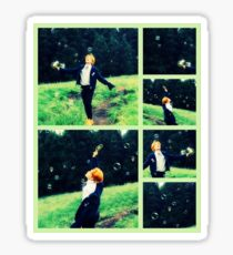 Jimin's Most Beautiful Moment In Life Sticker