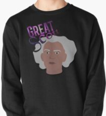 Great Scott! Pullover