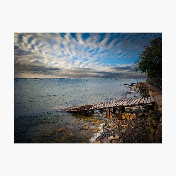 Seaview Isle Of Wight Photographic Print