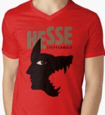 Hermann Hesse Men's V-Neck T-Shirt