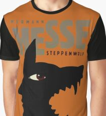 Hermann Hesse Graphic T-Shirt