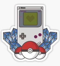 Game Boy Love Sticker
