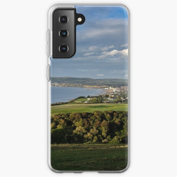 Sandown Isle Of Wight Samsung Galaxy Soft Case