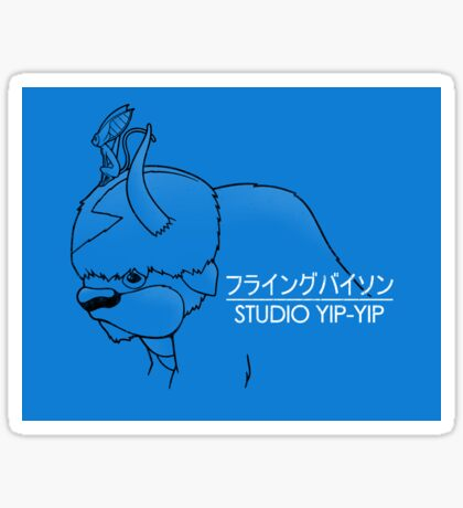 Studio Yip-Yip Sticker
