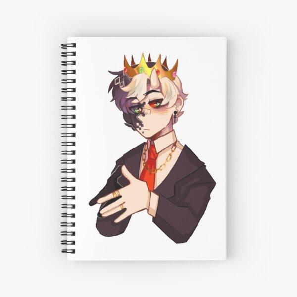 Ranboo Spiral Notebook