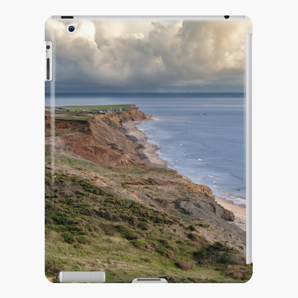 Compton Bay Isle Of Wight iPad Snap Case