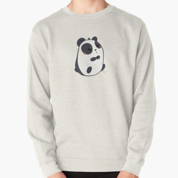Panda Pullover Sweatshirt