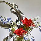 Spirit Of Flowers by lynn carter
