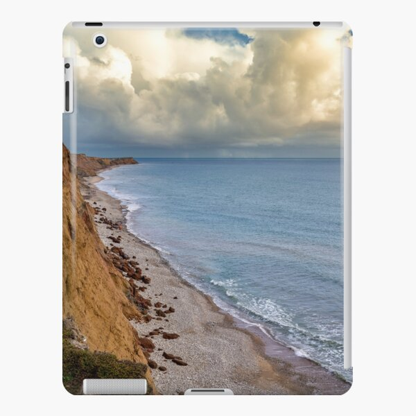 Compton Bay Isle Of Wight iPad Snap Case