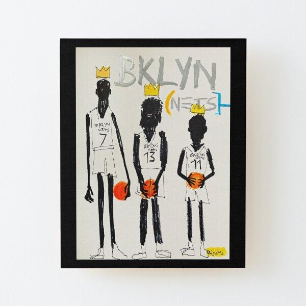 BKLYN 2021 Wood Mounted Print