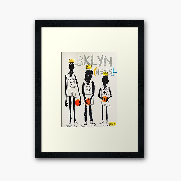 BKLYN 2021 Framed Art Print
