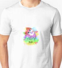 Watercolour Owl Nope T-Shirt
