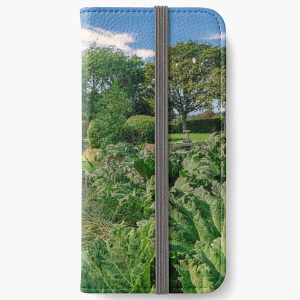 Alverstone Garden View iPhone Wallet