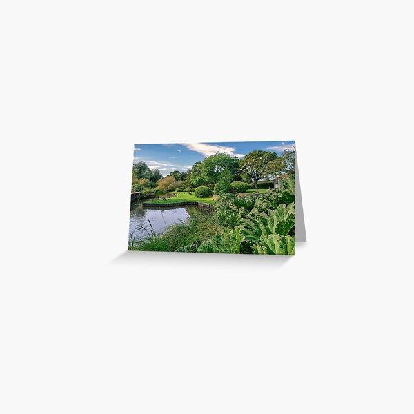 Alverstone Garden View Greeting Card
