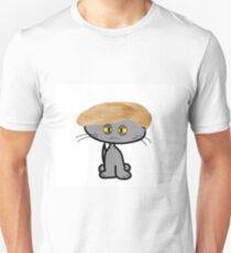 Mad Cats Bad Hair Day Unisex T-Shirt
