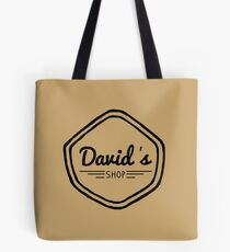 David's Shop - TOTE BAGS Tote Bag