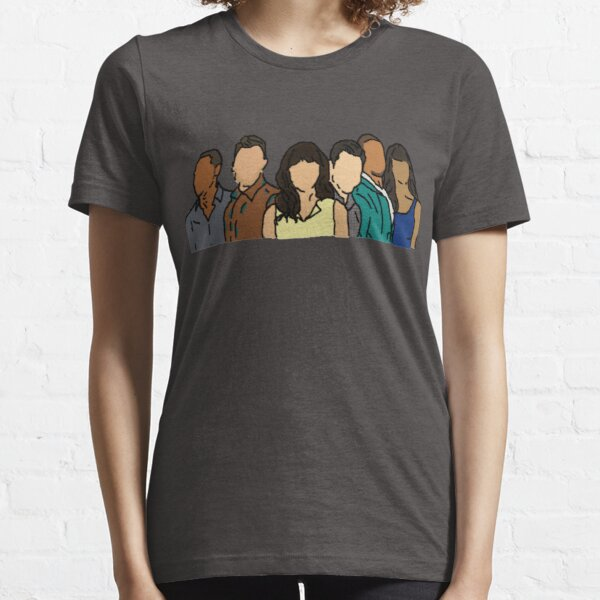 New Girl in Color Essential T-Shirt