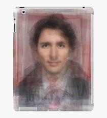 Justin Trudeau Portrait iPad Case/Skin