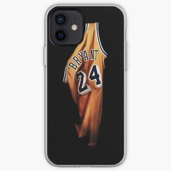 Kobe Bryant - Funda blanda para iPhone