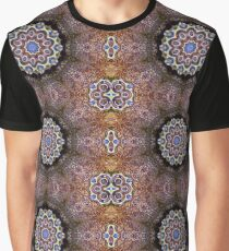 Rustic Abstract Graphic T-Shirt